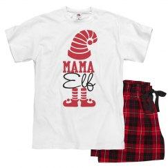 MAMA ELF CHRISTMAS