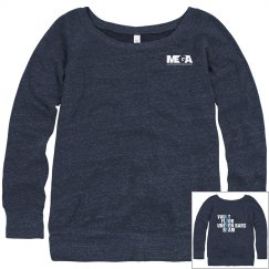 Front/Back Sweatshirt