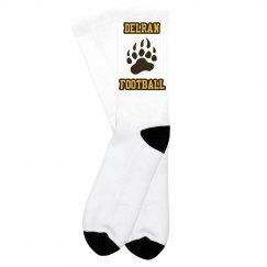 Youth Football Socks