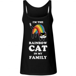 Rainbow Cat Of The Family