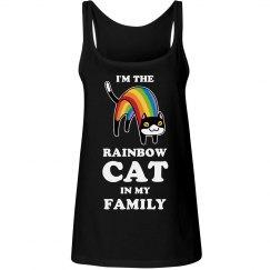 Rainbow Cat Of The Family