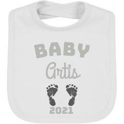 Baby Ryan bib 2