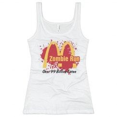 Zombie Run Fast Food