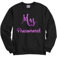 Mrs. Phenomenal Sweatshirt