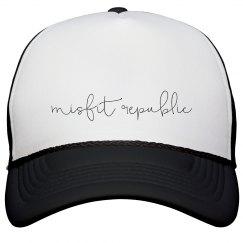misfit trucker hat