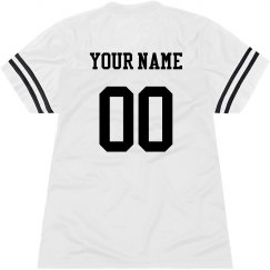 Personalized Mesh Football Jersey