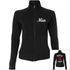Women's warm up jacket