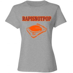 RINP Ladies V Neck Tee
