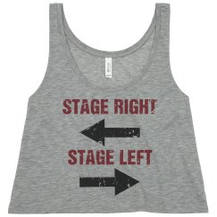 Stage Right/Stage Left Shirt