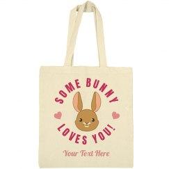 Custom Bunny Love Egg Hunt