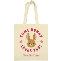 Custom Bunny Love Egg Hunt