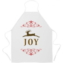 Seasonal Joy Apron