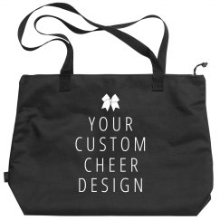 Add Your Own Custom Cheer Design