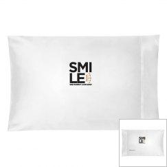 S.M.I.L.E Pillowcase