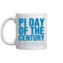 Pi Day Mug
