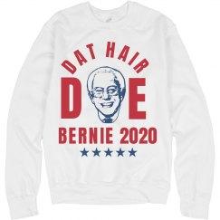 Dat Hair Doe Bernie Sanders
