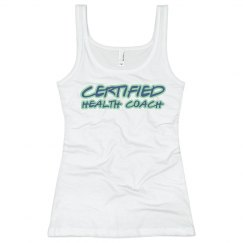 Certified Health Coach tank top