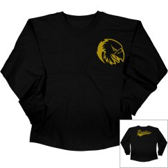 Southern miss golden eagles long sleeve shirt.