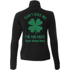 Custom Race St Pattys Runner