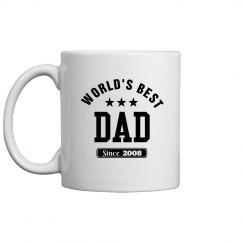 World's Best Dad 2008