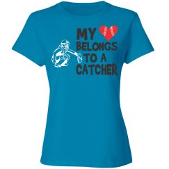 My heart belongs to a catcher