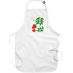 Strawberry Plant Apron