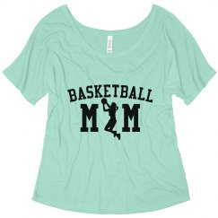 Mom's Basketball Shirt