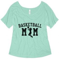 Mom's Basketball Shirt