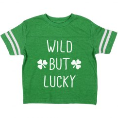 Wild & Lucky Sporty St. Patrick's Tee