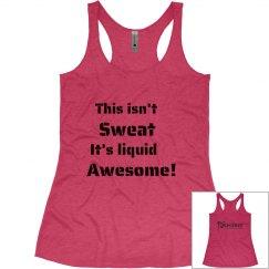Liquid sweat