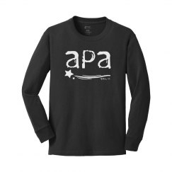 Youth Long Sleeved T APA