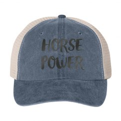 Horse Power Denim