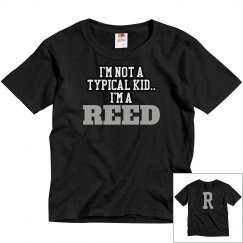 I'm a Reed!