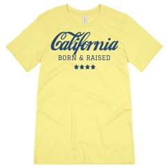 California Born & Raised