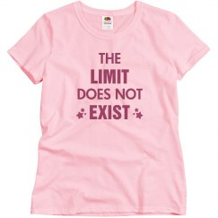 The Limit Does Not Exist Basic Tee