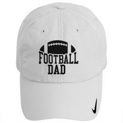 Football Dad Peak Cap