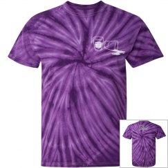 L.i.E Tie-dye T-shirt