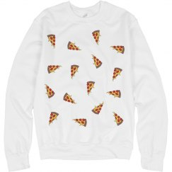 Pizza On My Pullover