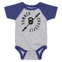 SCF baseball baby