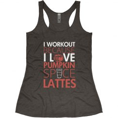 Exercise & Pumpkin Spice Lattes
