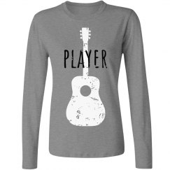 Guitar Player Design