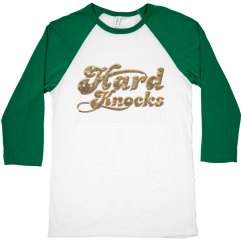 gold sequin hard knocks