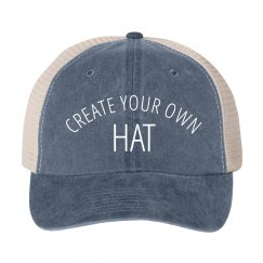 Create Your Own Vintage Hat