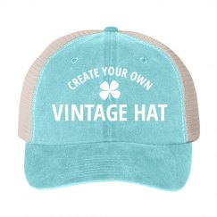 Create Your Own Custom Hat