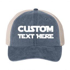 Custom Text Here