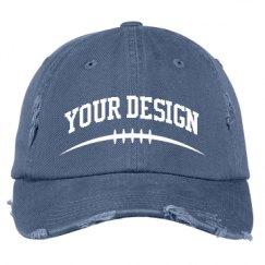 Distressed Baseball Hat