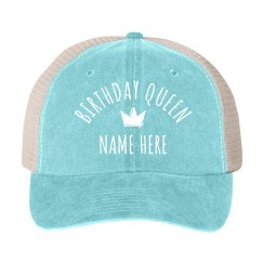 Birthday Queen/Squad Group Hats