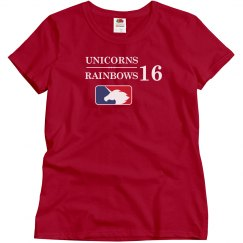 Vote Unicorn & Rainbows~2016