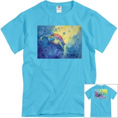 Steve's Cruisin Turtle/Turtle Song Unisex