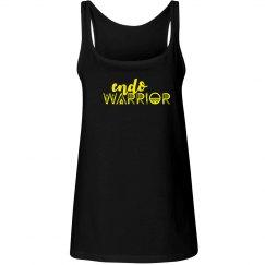 Endo Warrior Endometriosis Awareness Month Tank